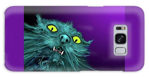 Fang Dizzycat Galaxy Case by DC Langer