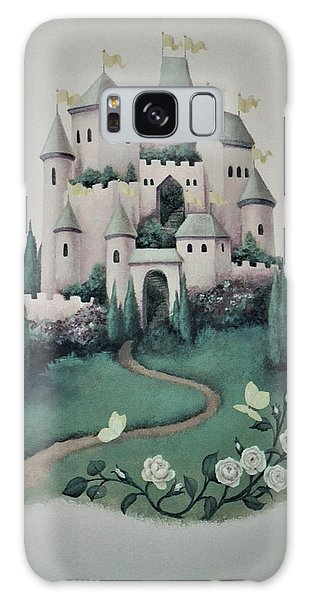 Fantasy Castle Galaxy Case