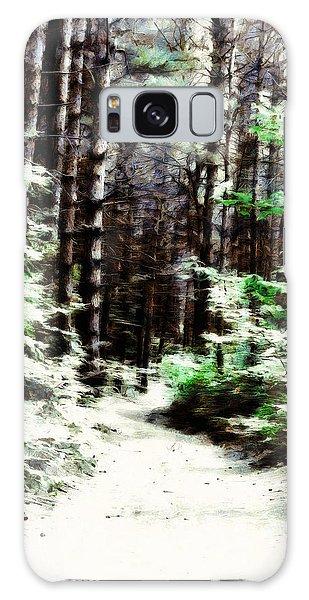 Fantasy Forest Galaxy Case