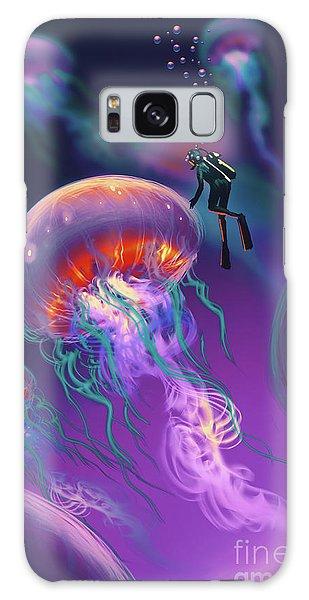 Fantasy Underworld Galaxy Case
