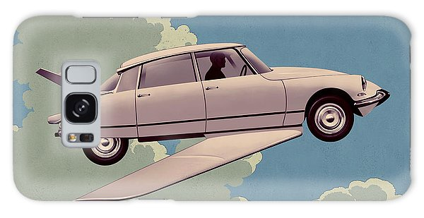 Fantomas 1965 - Right Panel Galaxy Case by Udo Linke