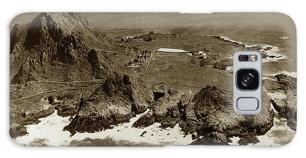 Farallon Island Lighthouse Pacific Ocean April 4, 1924 Galaxy Case