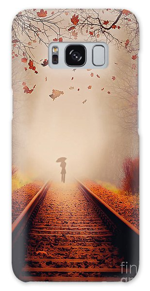 Fall Galaxy Case - Farewell by Svetlana Sewell