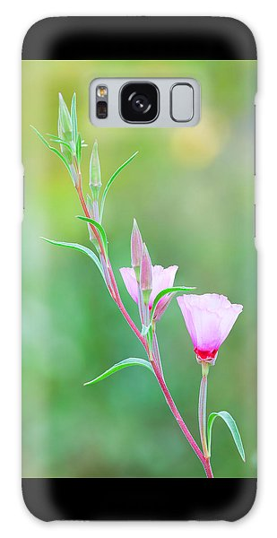 Galaxy Case featuring the photograph Farewell To Spring by Ram Vasudev
