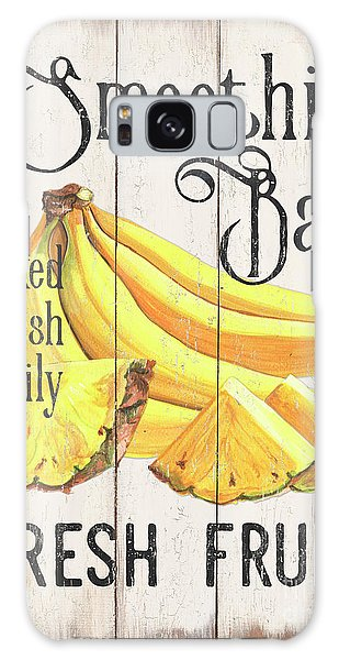 Farm Garden 2 Galaxy Case by Debbie DeWitt