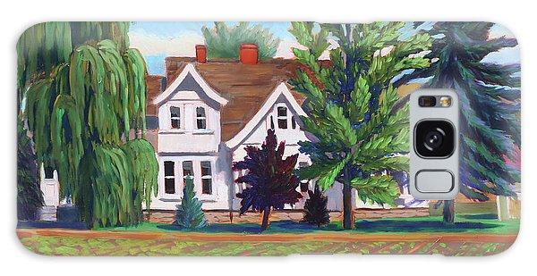 Farm House - Chinden Blvd Galaxy Case