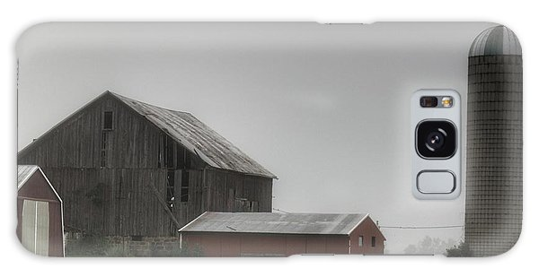 0011 - Farm In The Fog II Galaxy Case