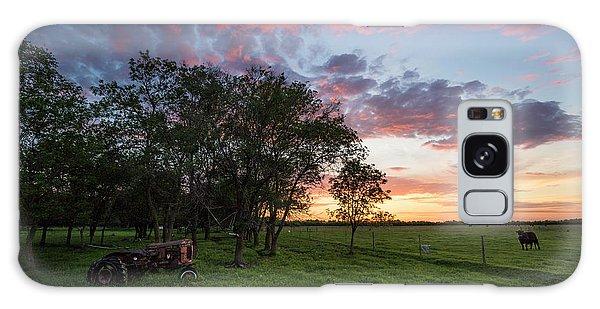 Farm View  Galaxy Case