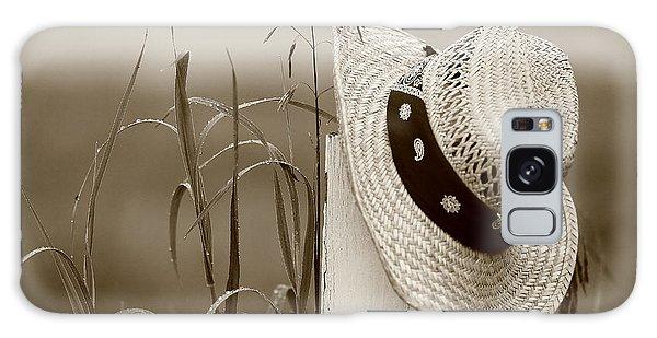 Farmers Hat Galaxy Case