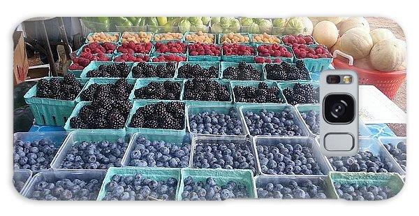 Farmer's Market Galaxy Case