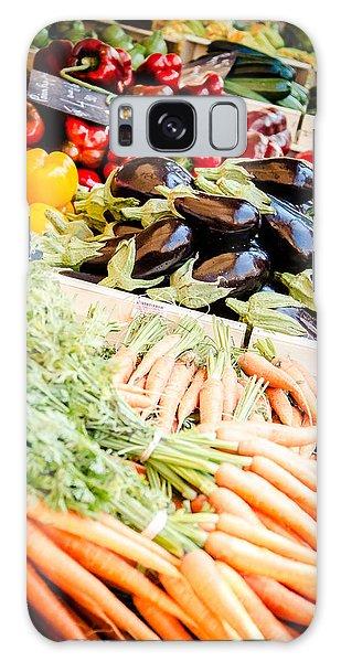 Galaxy Case featuring the photograph Farmer's Market by Jason Smith