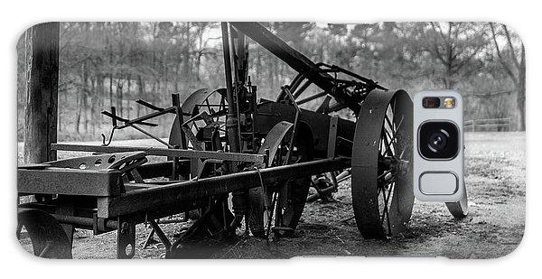 Galaxy Case featuring the photograph Farming Equipment by Doug Camara