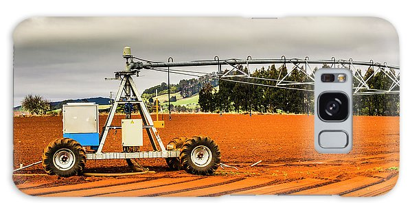 Industry Galaxy Case - Farming Field Equipment by Jorgo Photography - Wall Art Gallery