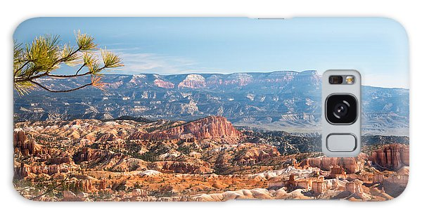Farview Point, Bryce Canyon N.p. Galaxy Case