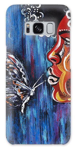 Abstract Galaxy Case - Fascination by Artist RiA