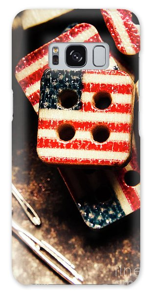 Made Galaxy Case - Fashioning A Usa Design by Jorgo Photography - Wall Art Gallery