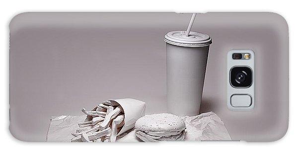 Potato Galaxy Case - Fast Food Drive Through by Tom Mc Nemar