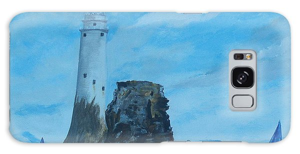 Fastnet Rock Lighthouse. Galaxy Case