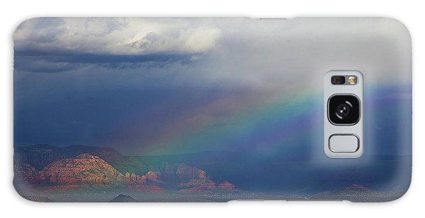 Fat Rainbow, Sedona Az Galaxy Case