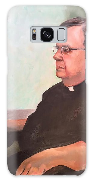 Father Ed Galaxy Case
