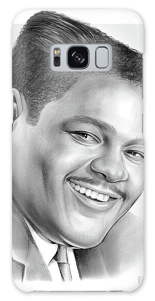 Drum Galaxy S8 Case - Fats Domino by Greg Joens