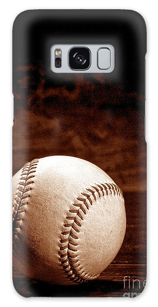 Baseball Galaxy Case - Favorite Pastime  by Olivier Le Queinec