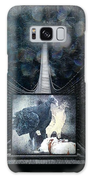 Fear Of Stairs Galaxy Case