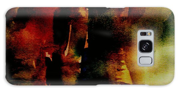 Fear On The Dark Galaxy Case by Rushan Ruzaick