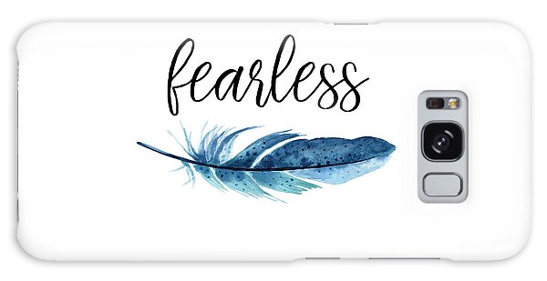 Fearless Galaxy Case