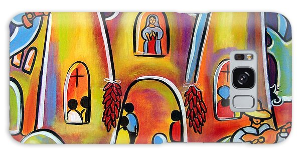 Feast Day Celebration Galaxy Case