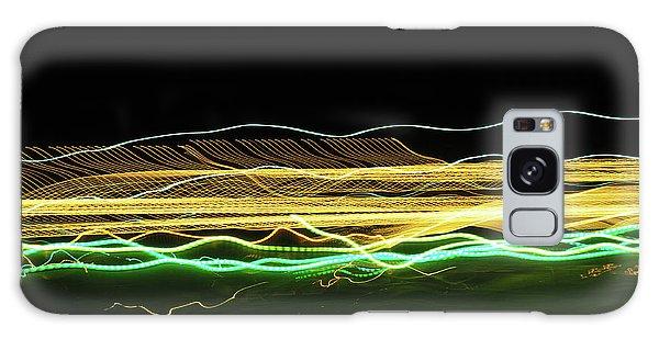 Feather Galaxy Case