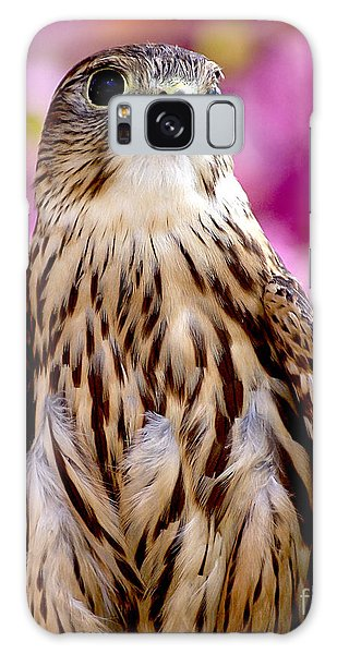 Feathered Wizard Galaxy Case