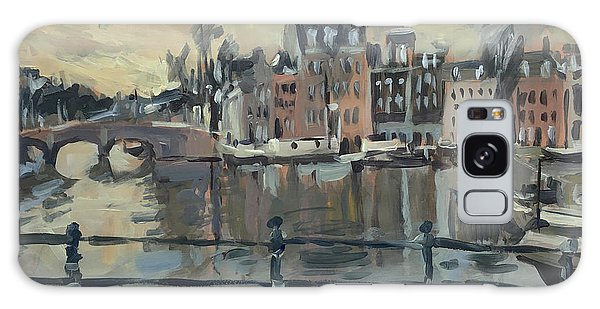 February Morning Along The Amstel Galaxy Case