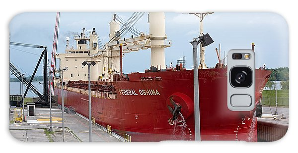 Federal Oshima At Eisenhower Locks Galaxy Case