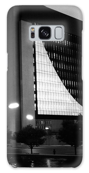 Federal Reserve Building At Twilight Galaxy Case