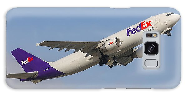 Fedex Airplane Galaxy Case