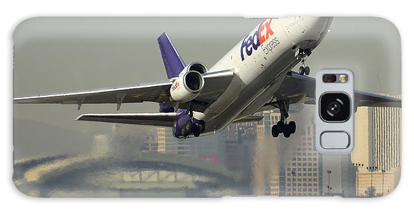 Fedex Express Md-10-10f N10060 Phoenix Sky Harbor December 2 2015 Galaxy Case