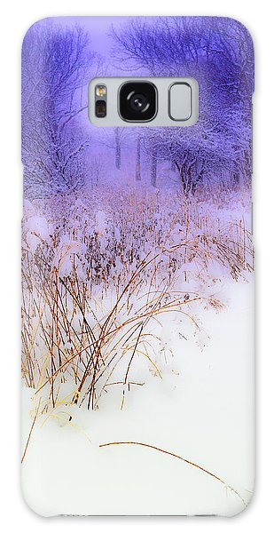 Feel Of Cold Land Galaxy Case