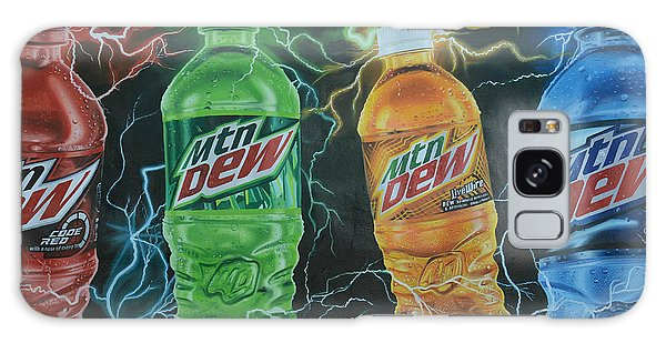 Feel The Dew Galaxy Case