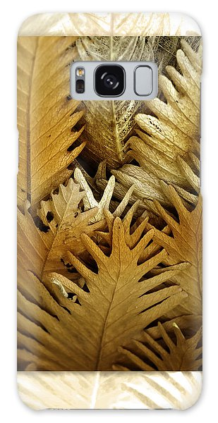 Galaxy Case - Feeling Nature by Holly Kempe