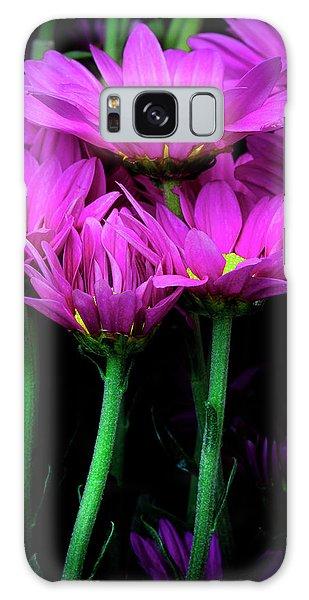 Feeling Pink Galaxy Case by Edgar Laureano