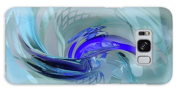 Feeling Tiffany Blue Galaxy Case