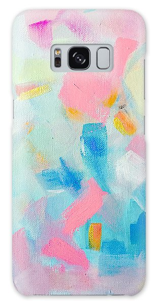 Colorful Galaxy Case - Feels Like My Birthday by Jazmin Angeles