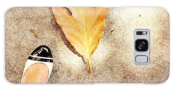 Feet Around The World #30 Galaxy Case