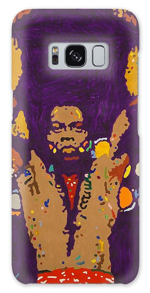 Voodoo Galaxy Case - Fela Live by Stormm Bradshaw