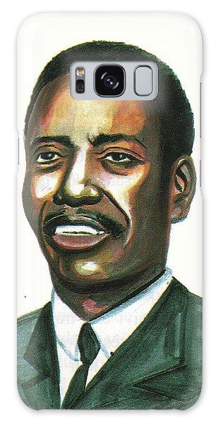 Felix Roland Moumie Galaxy Case by Emmanuel Baliyanga
