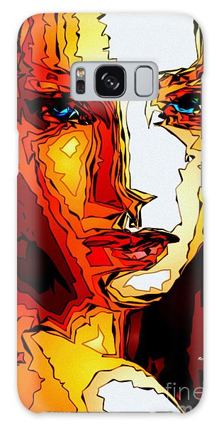 Female Tribute II Galaxy Case