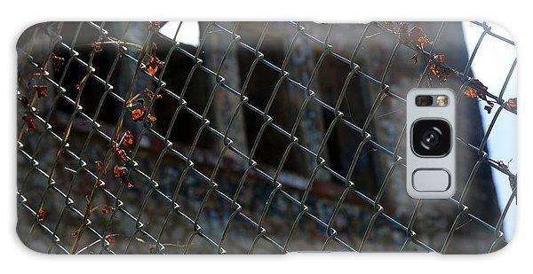 Fenced In Galaxy Case