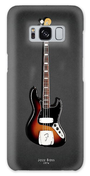 Guitar Galaxy Case - Fender Jazzbass 74 by Mark Rogan