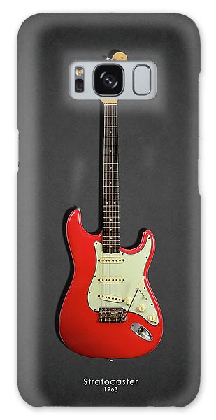 Guitar Galaxy Case - Fender Stratocaster 63 by Mark Rogan